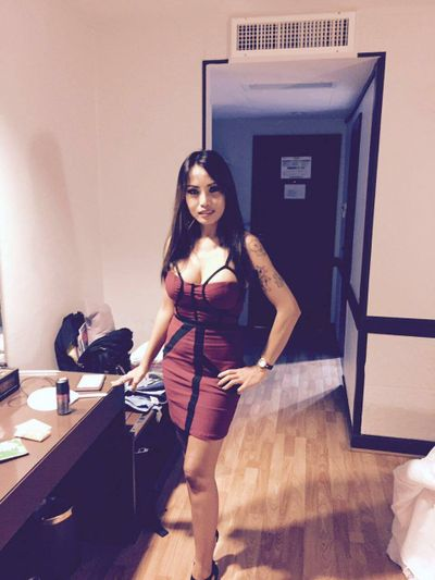Karen Thai escort in Phuket